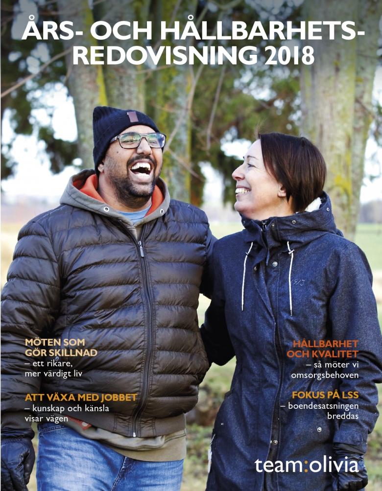 Års- och hållbarhetsredovisning 2018